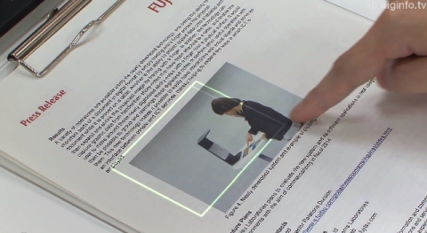 海外「この技術は世界を変える」 富士通の最新技術が未来的過ぎる