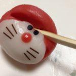 【残酷】ドラえもんの和菓子「食べマスドラえもん」を買ってきた。かわいくて食べずらい。そこそこ美味しい。こどもの日にどうぞ