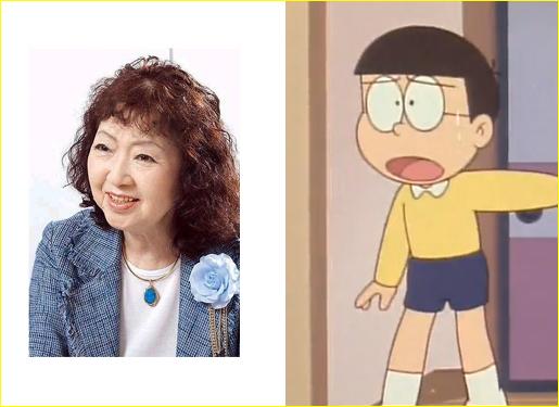 のび太声優小原乃梨子